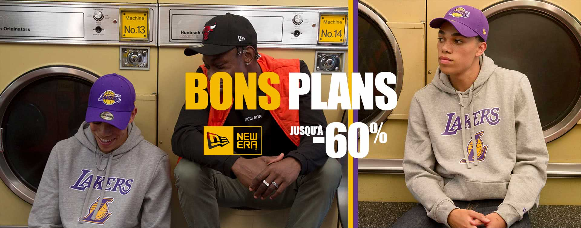 Bons plans New Era